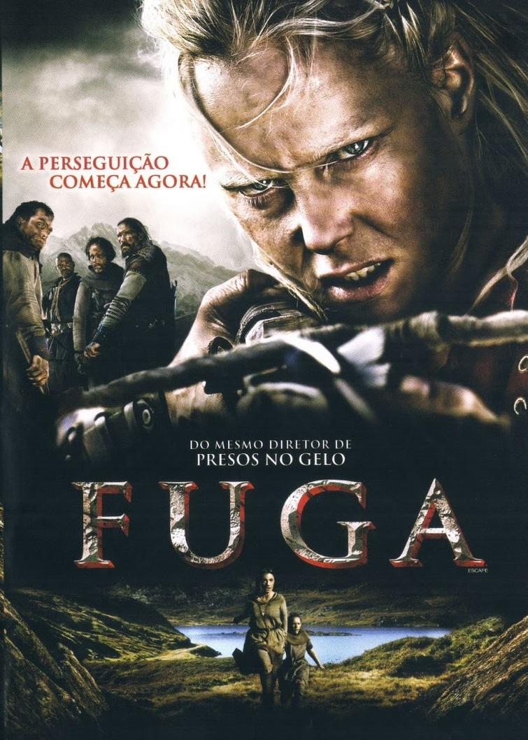 Baixar Filme Fuga DVDRip XviD Dual Audio Dublado – Torrent