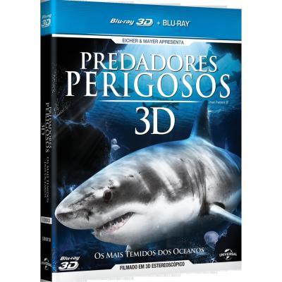 Predadores Perigosos - Os Mais Temidos dos Oceanos