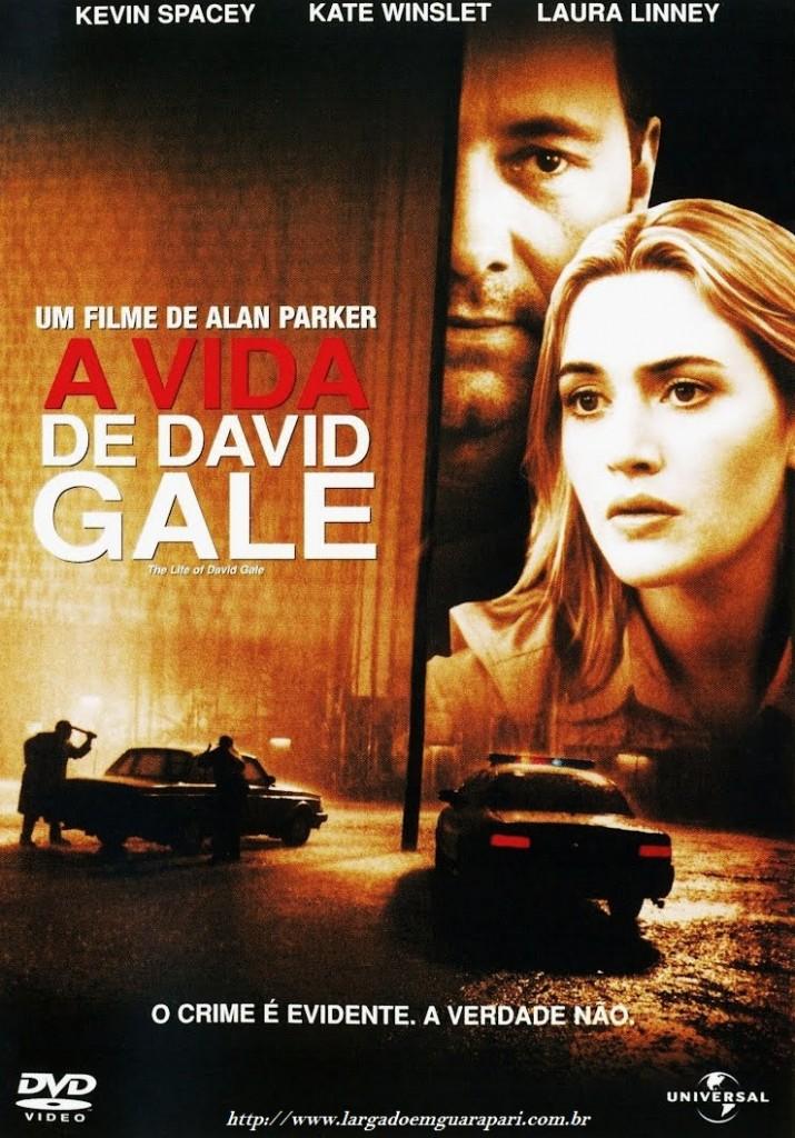 A Vida De David Gale - POSTER